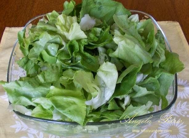 Salata verde-etapa 3
