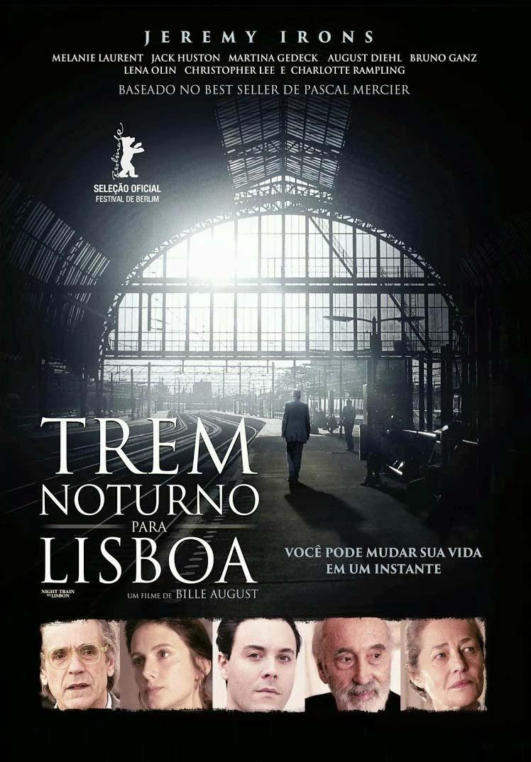 Trem Noturno para Lisboa Torrent – Blu-ray Rip 1080p Dublado (2013)