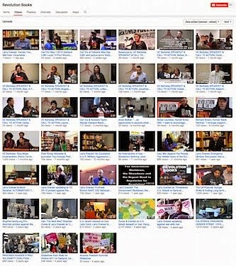See some of our past events on Rev Books' youtube channel