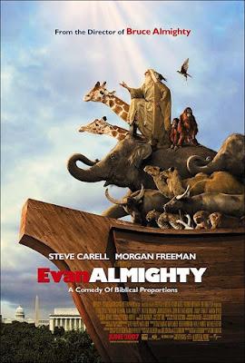 Evan Almighty 2007 Dual Audio Hindi 480p 300MB Movie Download
