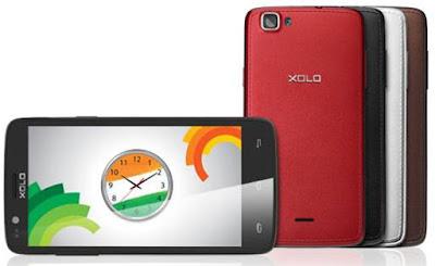 Spesifikasi     Ponsel Xolo One ini mempunyai layar berukuran 4.5 inci dengan resolusi 480 x 854 pixels yang menggunakan teknologi IPS LCD Capacitive touchscreen 256K warna. Desain yang disediakan juga terlihat minimalis dan cukup simple dengan pilihan warna seperti hitam, putih, merah dan coklat. Untuk ukuran tubuhnya adalah berdimensi 128 x 64.3 x 9.3 mm.         Untuk dapur pacu dari Smartphone Android Xolo One ini adalah dengan mengandalkan chipset Mediatek MT6582M dan CPU Quad-core dengan kecepatan 1.3 GHz juga diimbangi dengan fitur memori RAM sebesar 1 GB, yang tentunya sepadan dengan harga kisaran 1 jutaan.     Kemudian pada fitur fotografinya, Xolo One ini memiliki kamera utama sebesar 5 MegaPixel dengan tambahan fitur kamera seperti Geo-tagging, LED Flash, touch focus, panorama, smile detection, serta HDR. Sedangkan pada kamera pendukung atau kamera depannya adalah masih sebatas VGA, yang ditambah dengan tempat penyimpanan file, foto maupun video Anda dengan memori internal 8GB serta slot micro SD dengan kapasitas hingga 32 GB. Untuk fitur konektivitas yang tersedia adalah telah didukung dengan Dual SIM, dengan jaringan 3G HSDPA, Wifi, Bluetooth, USB, dan GPS.  Kelebihan     -   Kekurangan  -  Spesifikasi  CPU : Quad-core 1.3 GHz Cortex-A7.  GPU : Mali-400MP2.  Chipset : Mediatek MT6580M.  OS : Android 5.1 (Lollipop).