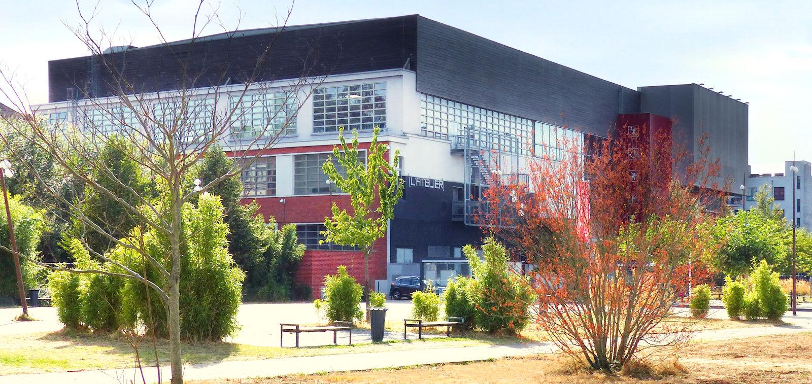 Complexe Sportif L'Atelier - Tourcoing Virolois.