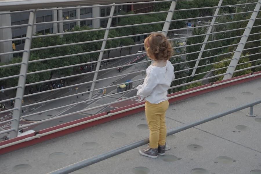 ラス・アレナス(Las Arenas)屋上