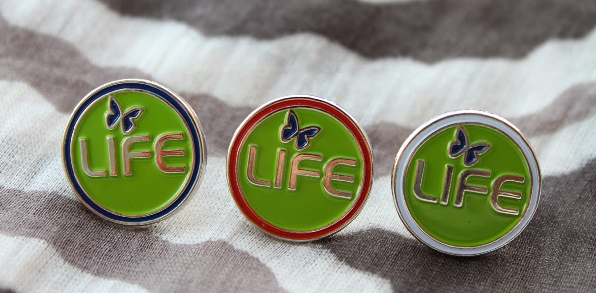 Custom lapel pins for event promotions