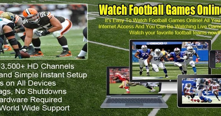 Watch New England Patriots Games Online New England