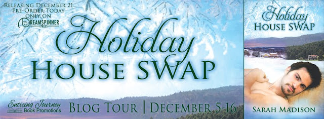 Holiday House Swap by Sarah Madison!