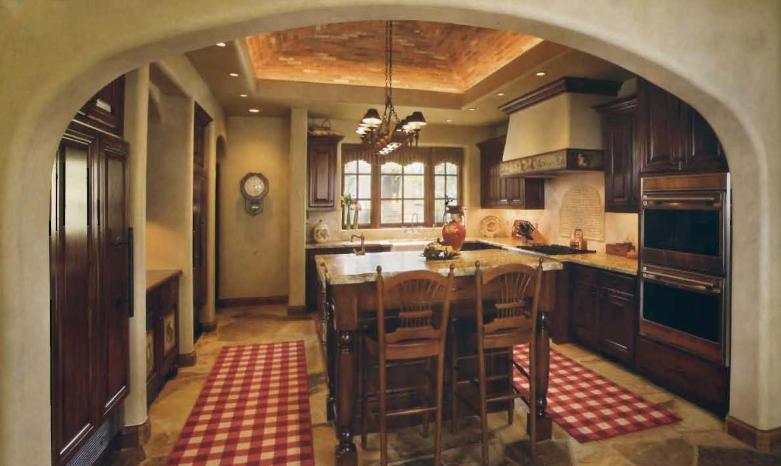 kitchen ideas Honor Country Kitchen Ideas Designing Country