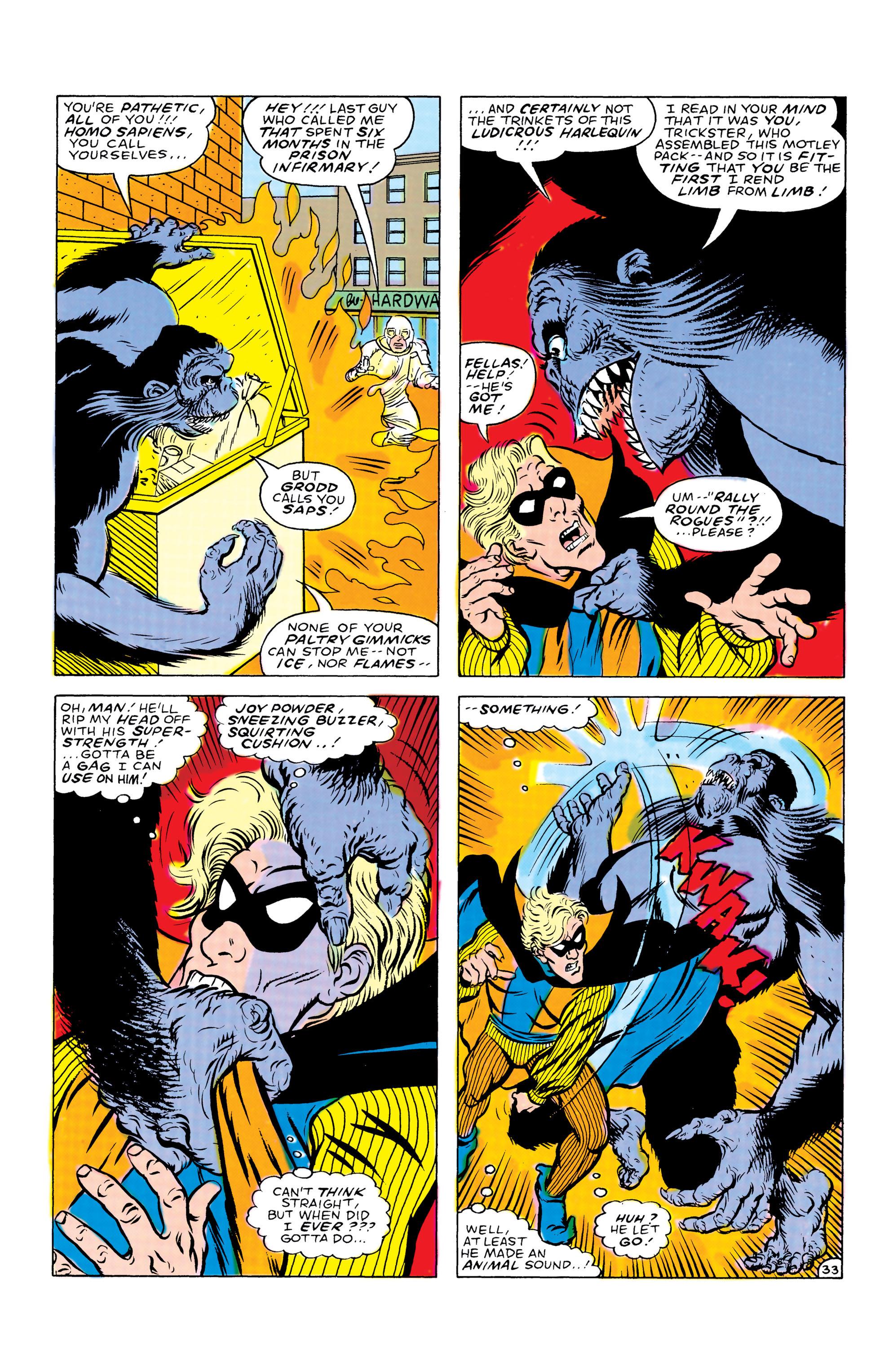 Read online Secret Origins (1986) comic -  Issue #41 - 34