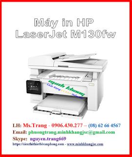 máy in đa chức năng hp pro m130fw giá rẻ tháng 08/2019