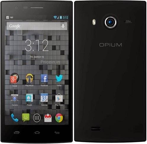 Karbonn Opium N9 Dual SIM smartphone