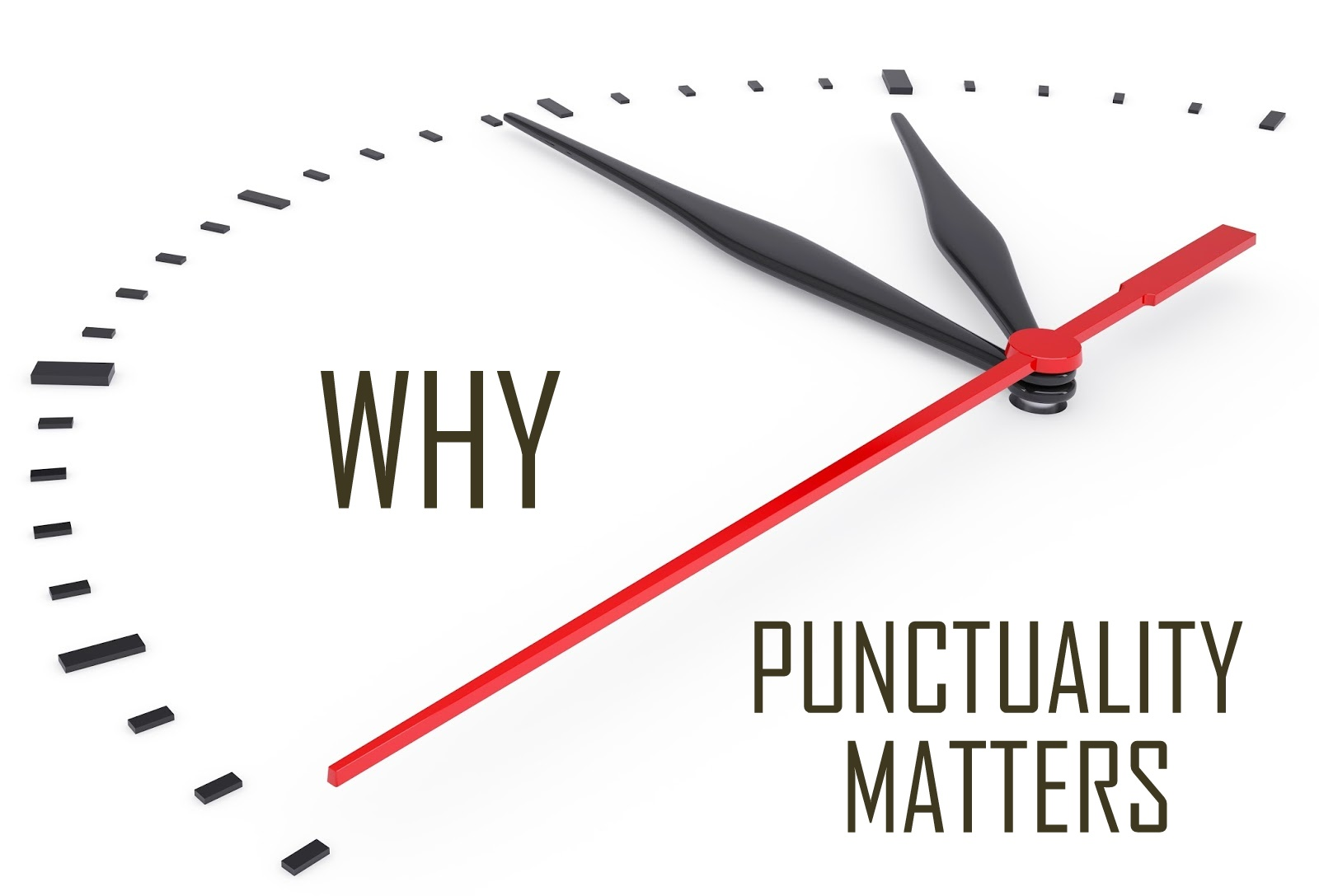 punctuality is the politeness of kings essay