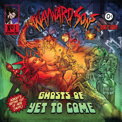 "Wayward Sons debut album ""Ghosts Of Yet To Come"""