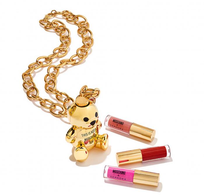 Moschino x Sephora Makeup Collection