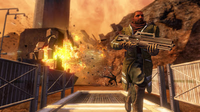 Destruction in Red Faction Guerrilla