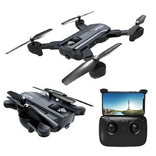 Speifikasi Drone F196 - OmahDrones