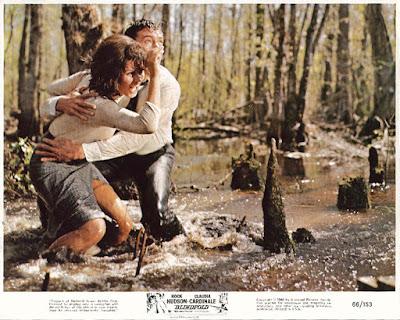 Blindfold 1965 Rock Hudson Claudia Cardinale Image 3