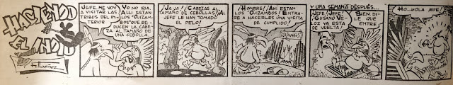 Aventuras y Amenidades (11 de Febrero de 1954)