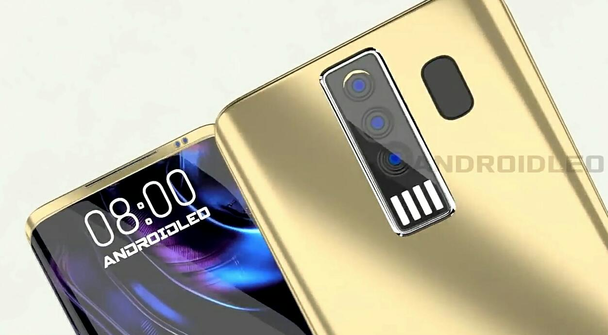 Samsung Galaxy s10 specifications, concept