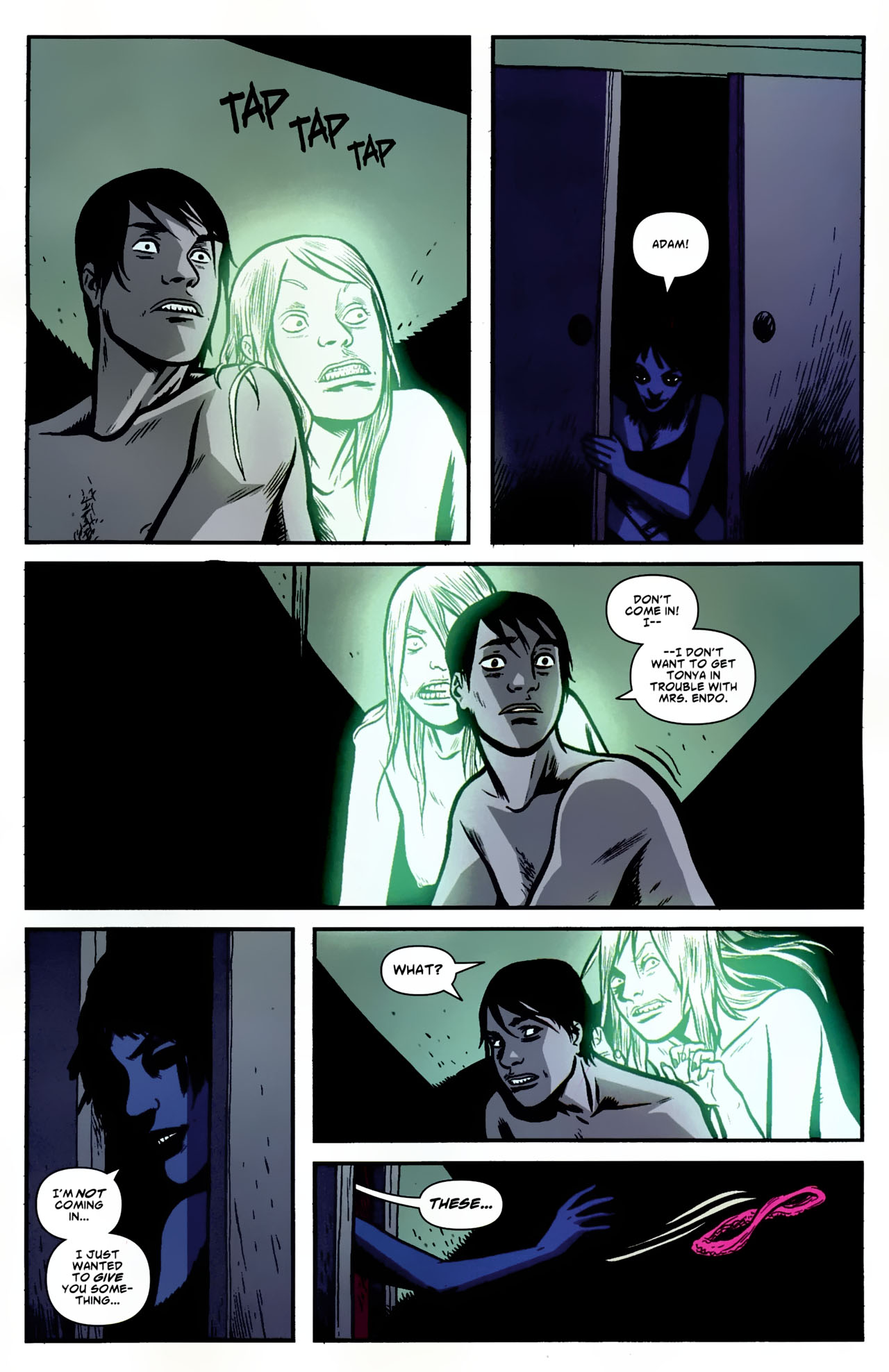 American Virgin issue 16 - Page 22