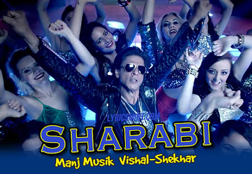 Sharabi - Happy New Year (2014)