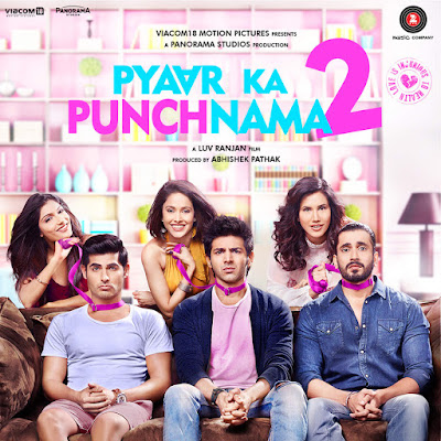 Pyaar Ka Punchnama 2 (2015)Watch full hindi movie