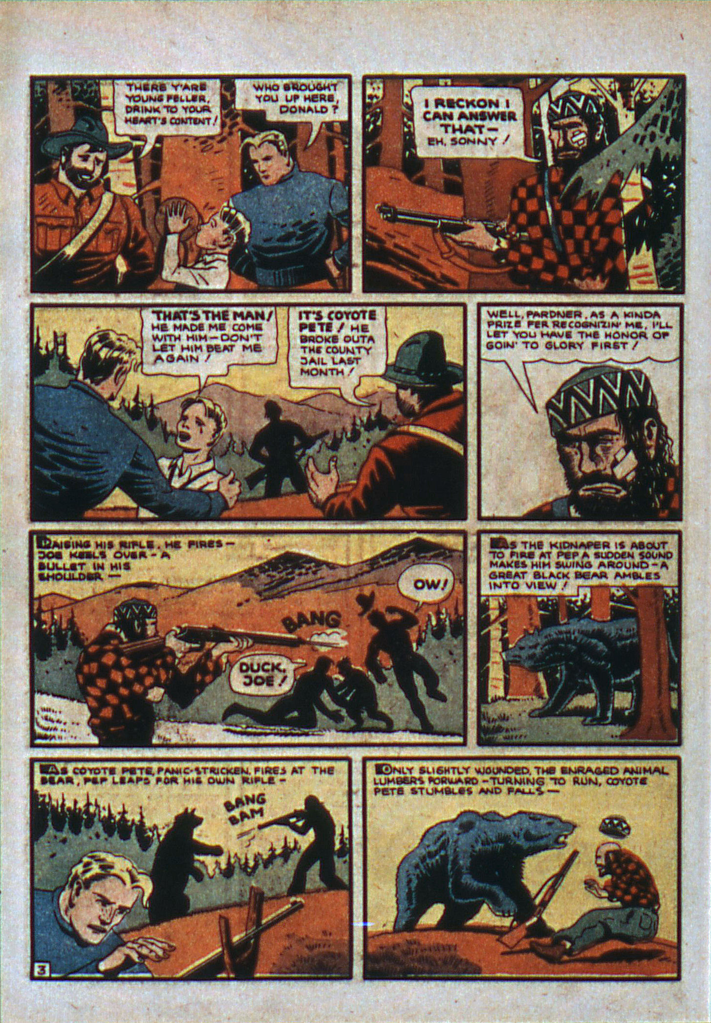 Read online Action Comics (1938) comic -  Issue #6 - 25