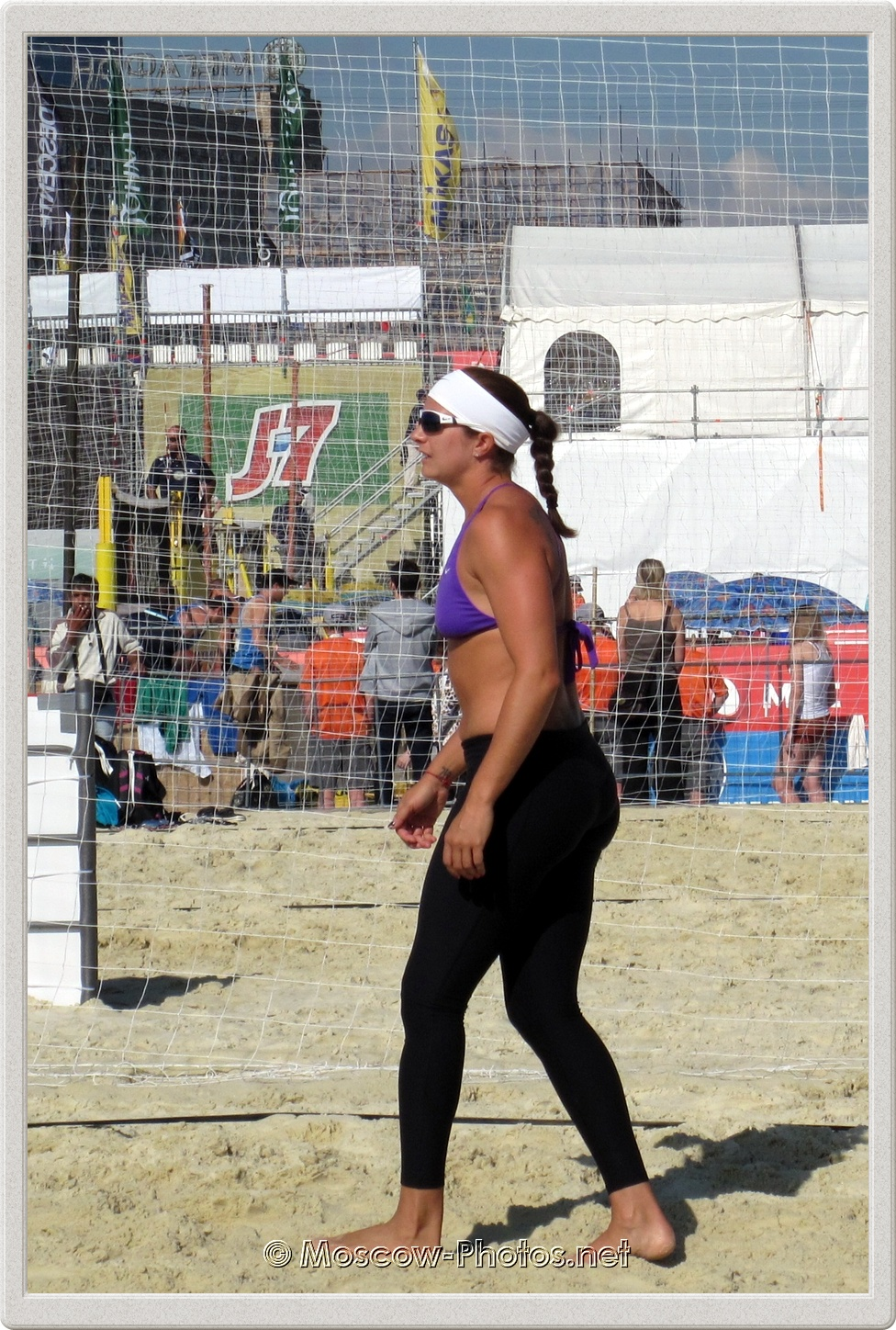 Beach Volleyball Player Misty May-Treanor