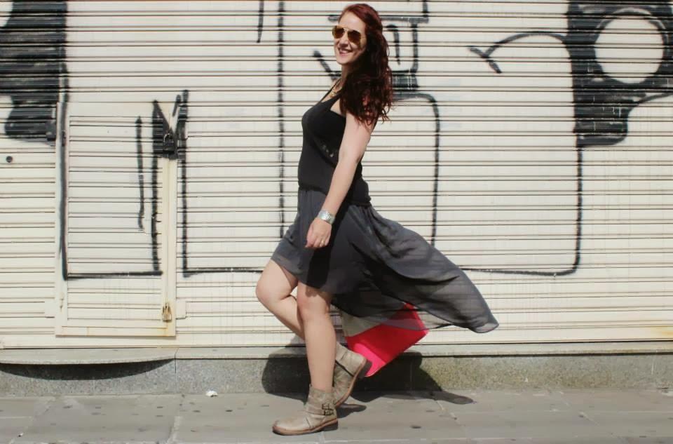 Como usar una falda asimétrica