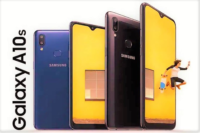 Samsung Galaxy A10s budget smartphone launched