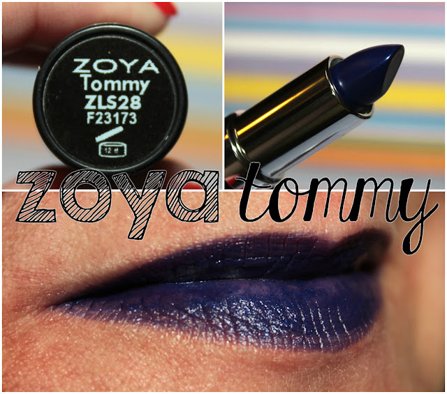Zoya fall lipsticks for 2017! - Tommy
