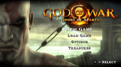 God Of War Ghost Of Sparta PPSSPP ISO CSO
