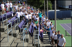 Special Olympics Tennis