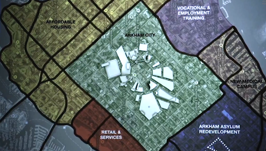 Chad W Smith's Home online: Gotham City is Anti-Vancouver....  Lazy Graphics Editing