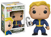 Funko Pop! Locksmith