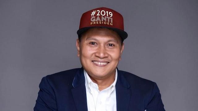 PKS: Kian Dilawan, #2019GantiPresiden Kian Kencang Larinya
