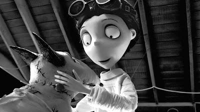 Filmen Frankenweenie