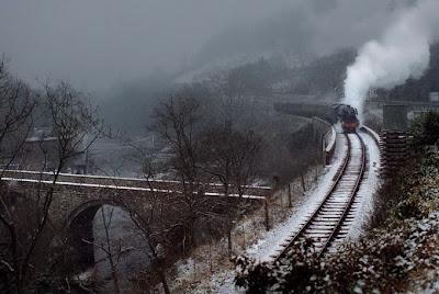 Fotos geniales  de los trenes.