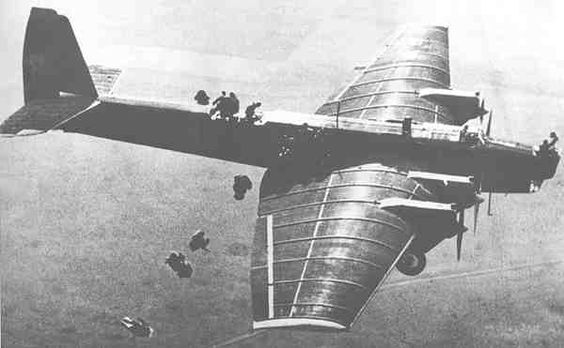 16 January 1940 worldwartwo.filminspector.com Tupolev TB-3 heavy Soviet bomber