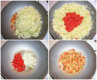 retete varza calita de post a la cluj cu soia si ciuperci, cum facem varza de post, retete de post preparare, mancare de post preparare, retete culinare, retete,