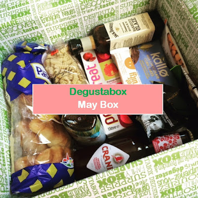 Degustabox, Drink, Food, Subscription,