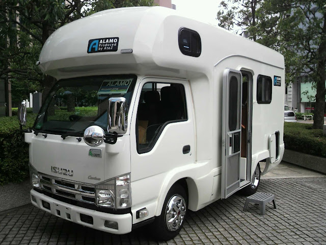 ISUZU ELF 6th Gen Standard Cab type Recreational Vehicle