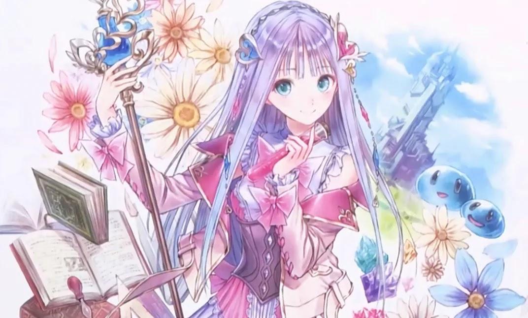 Game RPG Atelier Lulua: The Scion of Arland Akan Rilis di Western Mei Nanti