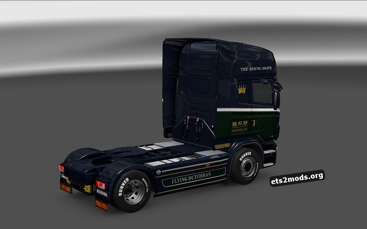 H.C.N. Transport Skin for Scania RJL