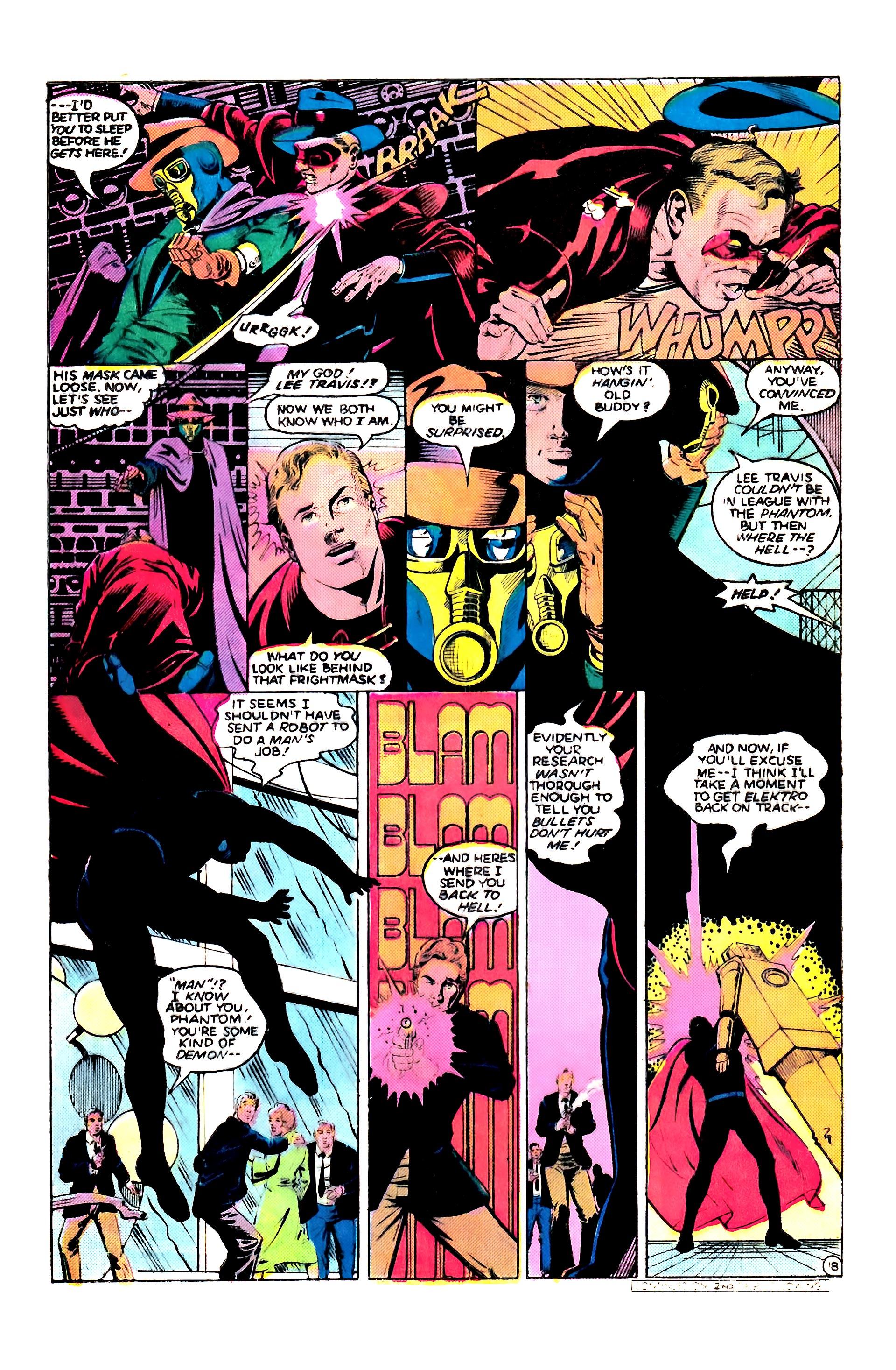 Read online Secret Origins (1986) comic -  Issue #7 - 44