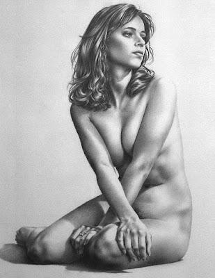 dibujos-profesionales-de-desnudos-de-rubias-lapiz
