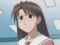 มิสึฮาระ โคโยมิ (Mizuhara Koyomi) @ Azumanga Daioh อสึมังกะ โรงเรียนป่วนนักเรียนเป๋อ