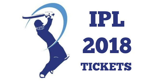 How to Book Indian Premier League - IPL 2018 Tickets