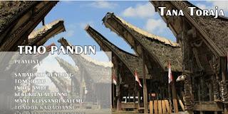 Download Lagu Toraja Trio Pandin Full Album