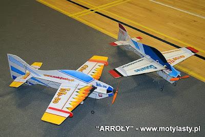 Arrow V.5 and ToTo-30