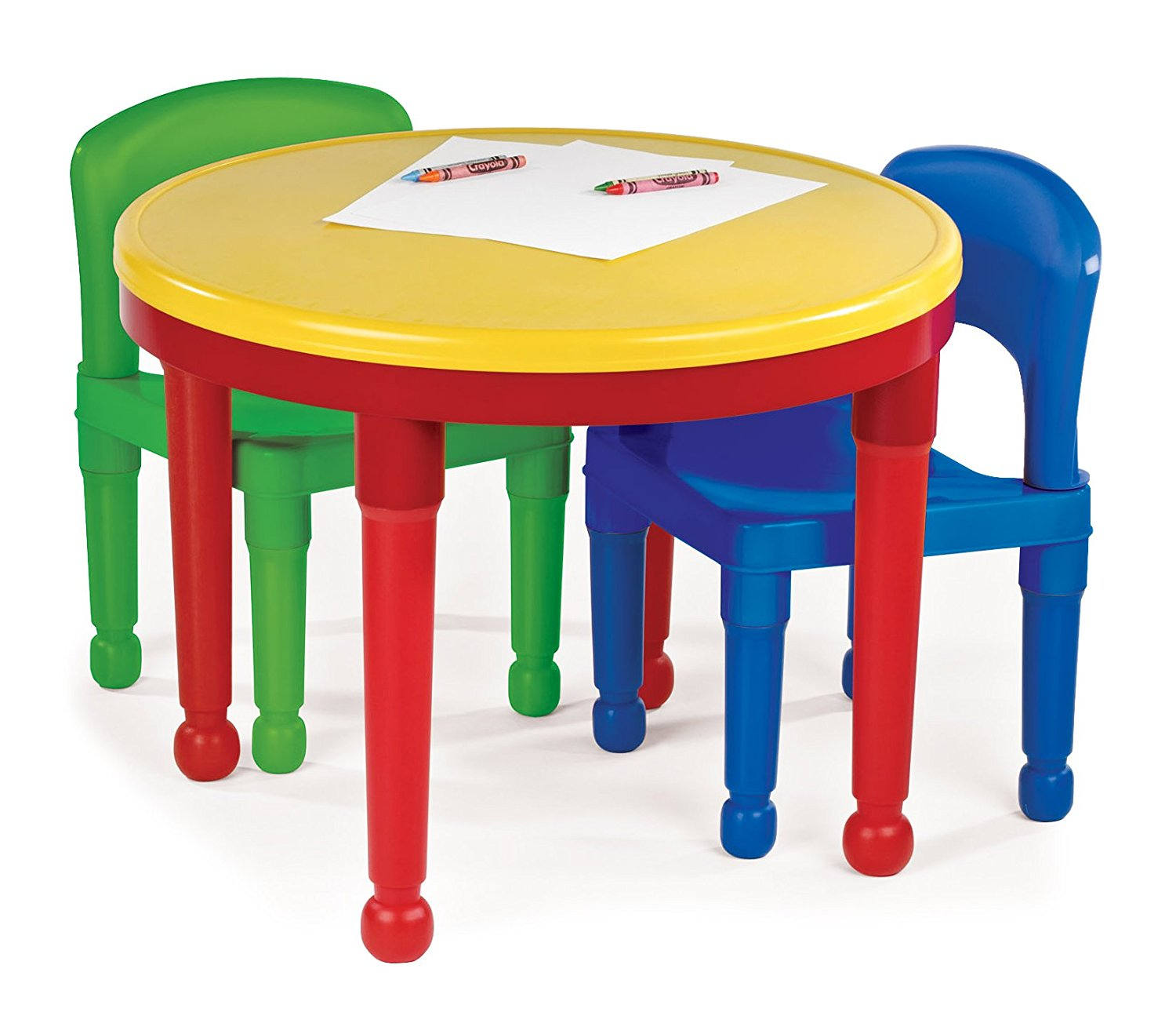 Savvy Spending Amazon Tot Tutors Kids 2 In 1 Lego Compatible Table And Two Chairs For Just 33 29